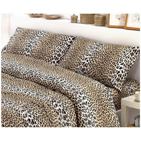 tappeto leopardato copriletto piquet savana cotone cose di casa un mondo