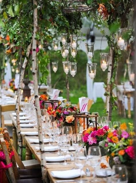 Garden Wedding Ideas Pictures Outdoor Wedding Reception Linen Archives Weddings Romantique