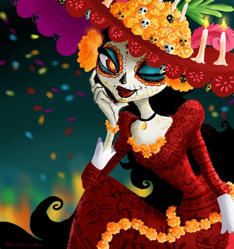 la perdida la muerte by kemiobsesses on