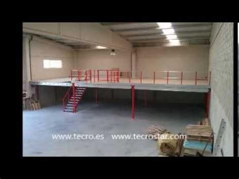 Comment Faire Une Mezzanine 4451 by Entreplanta Mezzanine Para Almac 233 N 300m2