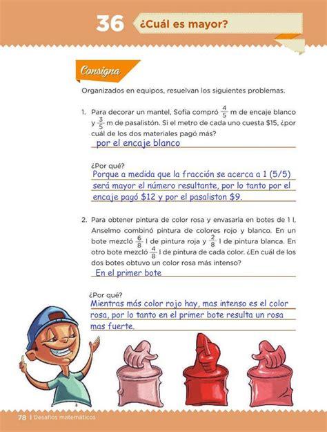 desafios matematicos 5 grado bloque 4 com libro desafios matematicos quinto grado contestado bloque