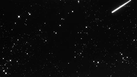 dark wallpaper gif shooting star black and white gif gif find share on giphy