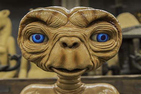 e t phone home explored an e t figure found at the