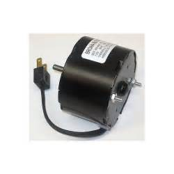 replacement motor for bathroom exhaust fans nutone s 26750ser broan nutone bathroom fan vent motor oem