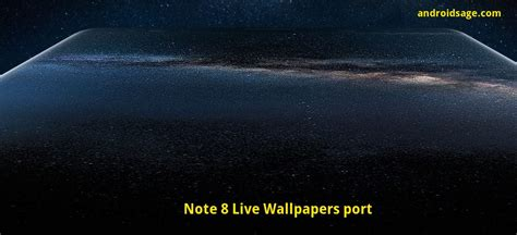 galaxy note 8 live wallpaper free download install samsung galaxy note 8 live wallpapers ringtones