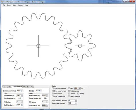 gear template generator version gear template generator version 28 images designing a