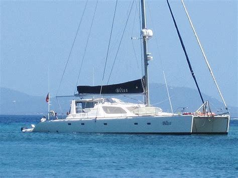 catamarans for sale virgin islands bliss crewed catamaran charter british virgin islands