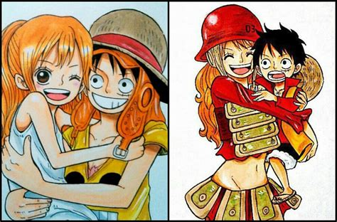 One Piece Film Z Luffy X Nami | luffy and nami film z by ginthepsycho on deviantart