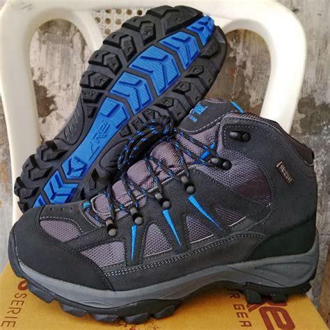 Sepatu Gunung Outdoor Rei jual sepatu rei rutland waterproof gunung outdoor