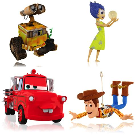 Pixar Post Products Inside Out Wall E Cars
