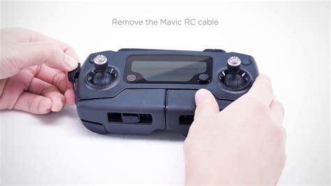 charge dji mavic pro remote controller youtube