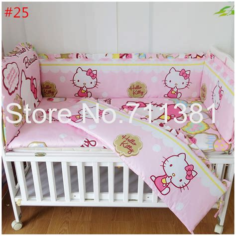 5 Pieces Cotton Kids Bedding On Sale Beautiful Fancy Baby Beautiful Baby Crib Bedding