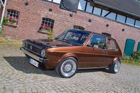 volkswagen brown 1983 volkswagen golf i chocolate brown becomes car of a