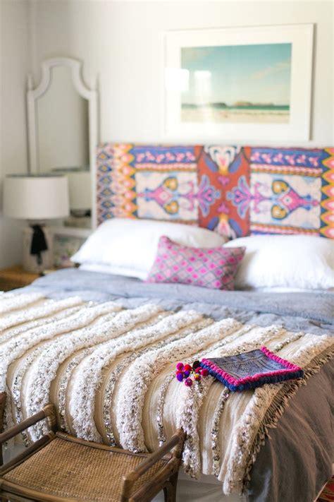 Boho Headboard by Interior Design Lewis Boho Bedroom Moroccan