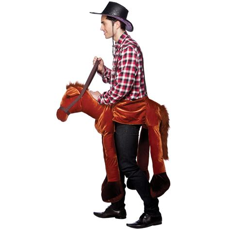Tarty Costumes by Ride On Cowboy West Jockey Fancy Dress