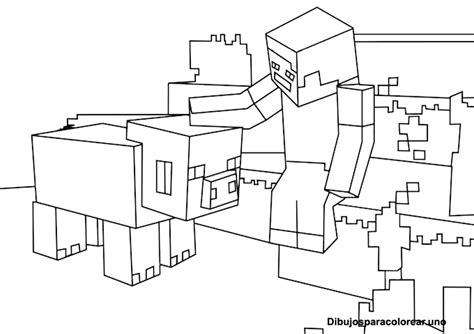 Dibujos De Minecraft Para Imprimir Y Colorear Blogitecno | minecraft dibujos para imprimir y colorear auto design tech