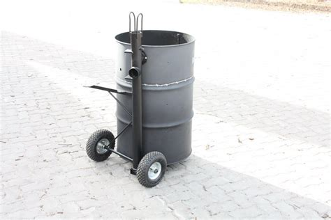 Uds Smoker Zuluft by Uds Quot Bad Boy Quot Grillforum Und Bbq Www Grillsportverein De
