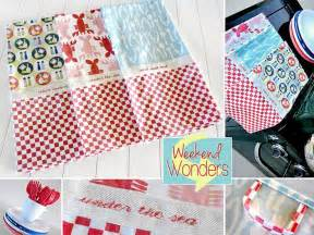 fabric crafts kitchen 86 best scrap fabric projects images on sewing