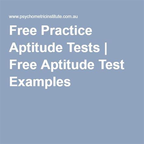 aptitude test the 25 best free aptitude test ideas on