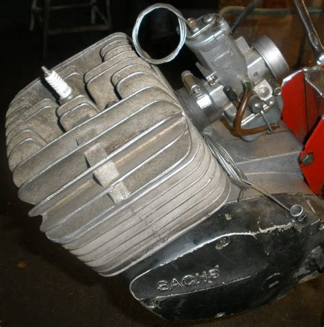Sachs Motor 80 Cc by Motocross Cl 193 Ssico Motor Sachs 80cc