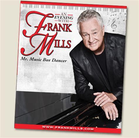 frank mills frank mills mr music box dancer kelowna community theatre