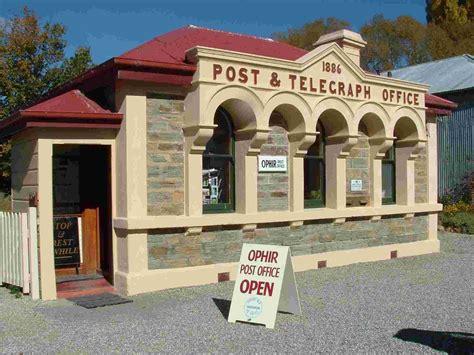 alan jolliffe ophir post office central otago