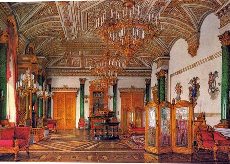 wiki the room malachite room of the winter palace