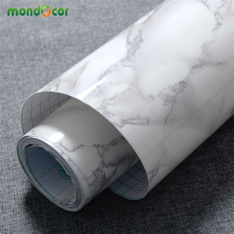 wallpaper self adhesive 3m 5m 10m marble waterproof vinyl self adhesive wallpaper