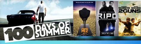Cinemark Gift Card Deal - cinemark quot 100 days of summer quot sweepstakes win a 100 cinemark gift card
