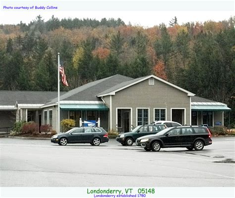 Londonderry Post Office by Vermont Post Offices