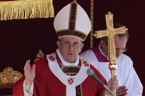 imagenes satanicas del papa el papa francisco en busca del ecumenismo de sangre
