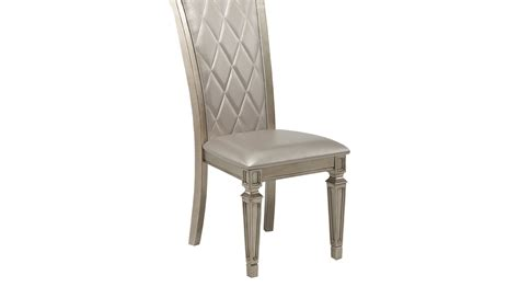 Terra Chair by Terra Chagne Side Chair Transitional