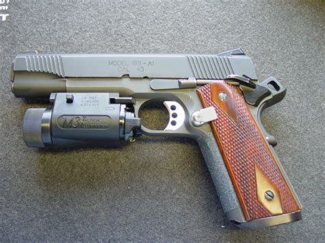 novak 1911 tactical light rail here s jazor s springfield loaded put back together