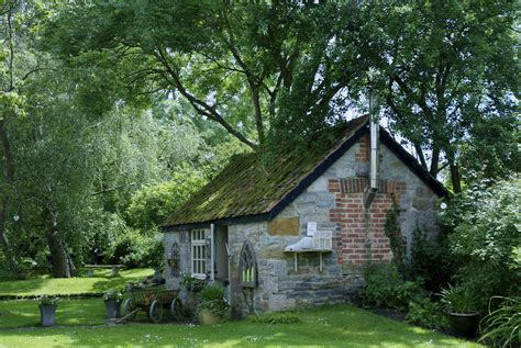 The Handmade House - a cottage with a missing window handmade houses