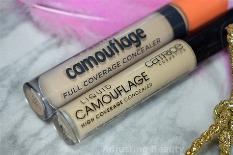 is my period too light to wear a ton review essence camouflage full coverage concealer 05