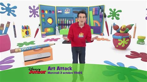 painting on disney junior disney junior attack saison 2 224 partir du 3 octobre