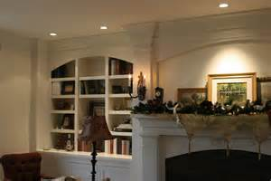fireplace surrounds with bookcases made fireplace mantle surround and bookcase by