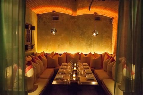Private Dining NYC at Cipriani Wall Street, NoMad Hotel