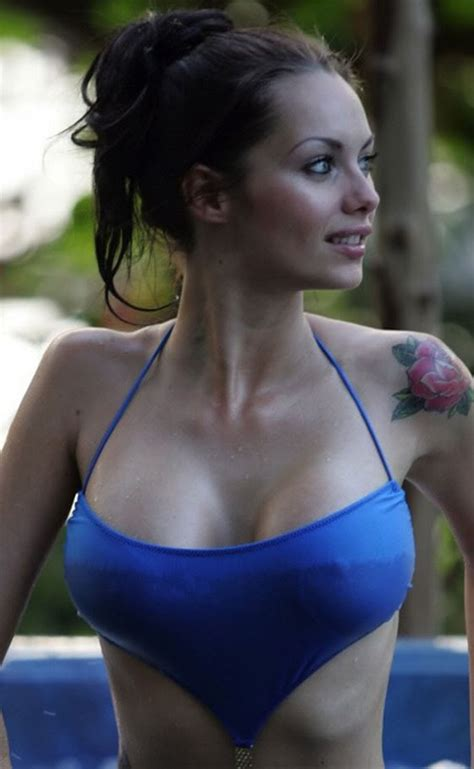 jesse jane bathtub jessica jane clement bikini wallpaper