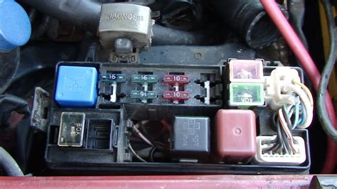 where is the obd port in 1994 4runner yotatech forums