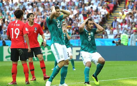 germany crash   world cup prosoccertalk