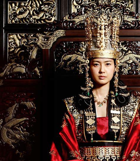 queen seon deok dramafire the great queen seon deok or seondeok yeo wang episodes