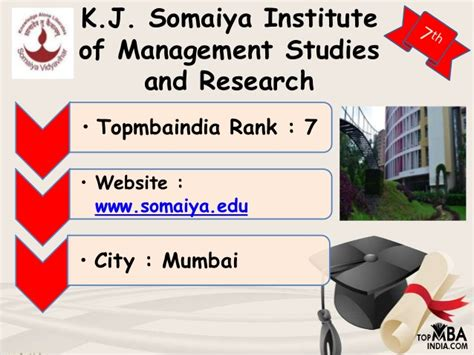 Kj Somaiya Mba College Mumbai Ranking by Top Mba Colleges In Mumbai