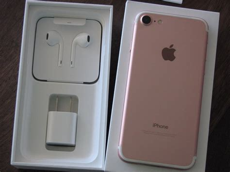 Iphone 7 32gb Gold apple iphone 7 32gb gold secondhand my