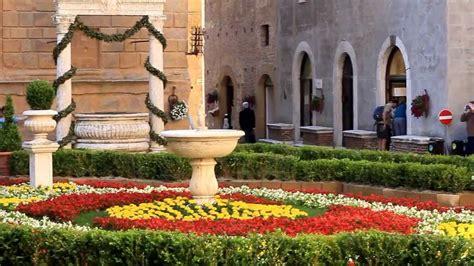 città dei fiori pienza la citt 224 dei fiori val d orcia tuscany italy