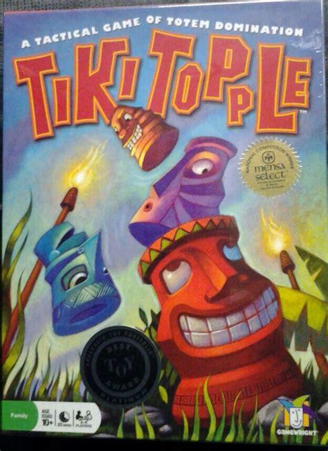 Tiki Topple moveis tv ahzzz arena the of gaming