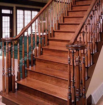 Oak Banister Rails Sale by Stairs Railing Designs On Wood Stair Railing Design