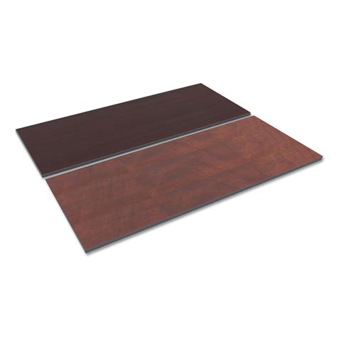 reversible laminate table top by alera 174 alett7230cm