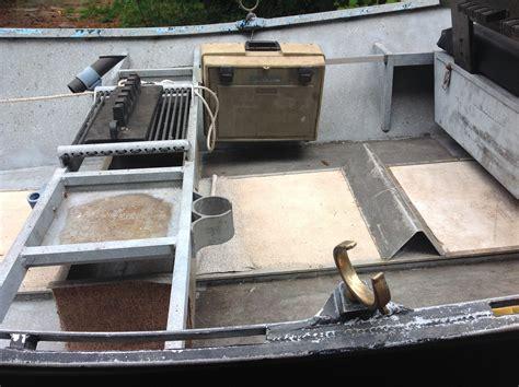 alumaweld drift boat parts 1979 16 8 alumaweld drift boat 4 600 00 willie boats