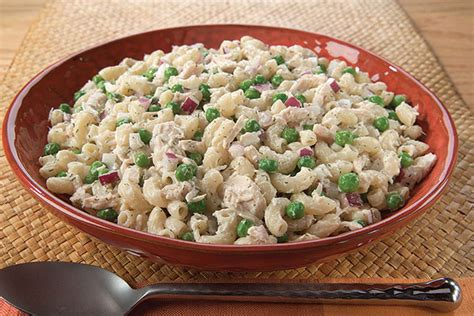 pasta salad with tuna tuna pasta salad kraft recipes